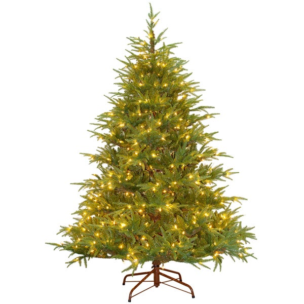 National Tree Company 6.5-foot Frasier Grande Tree with Clear Lights