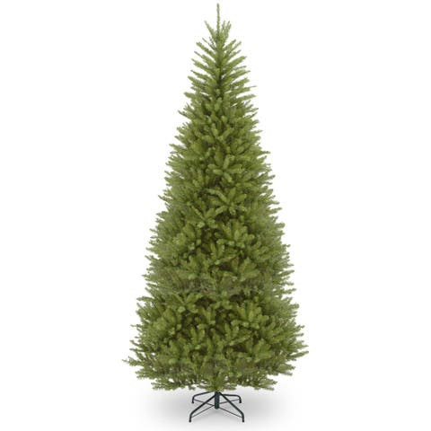 National Tree Company 12-foot Dunhill Fir Slim Tree
