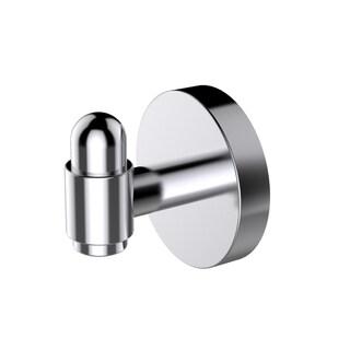 Eviva Bullet Towel or Robe Hook Round Design (Chrome) Bathroom Accessories