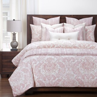Siscovers Modern Farmhouse Parlour Rose Blush Bedding Set