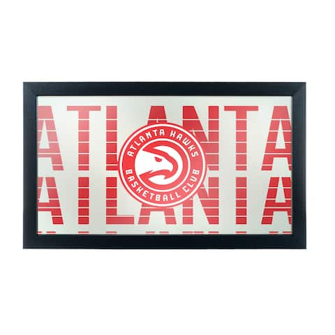 NBA Framed Logo Mirror - City