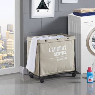 be72ee5dba9e0 Buy Laundry Baskets   Hampers Online at Overstock