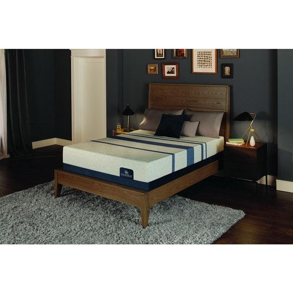 Serta Icomfort Blue 100 10 Inch Twin Xl Size Adjustable