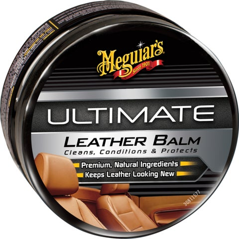 Meguiar's Ultimate Leather Balm, 5.64 oz.