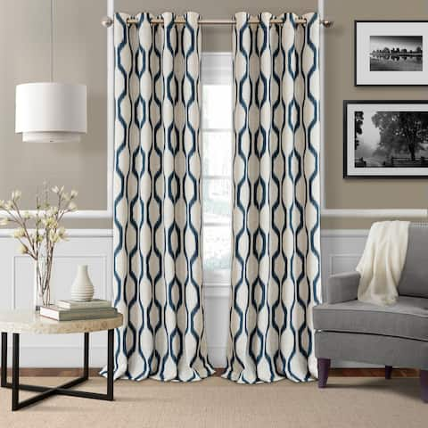 Buy Graphic Print Curtains & Drapes Online at Overstock | Our Best ...