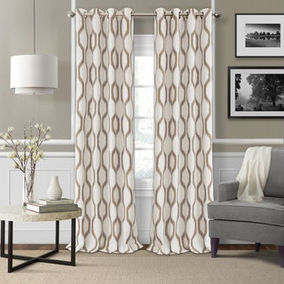 Elrene Renzo Blackout Grommet Curtain Panel