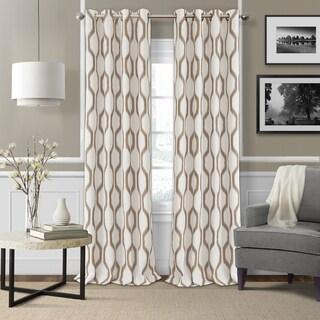 Elrene Renzo Blackout Grommet Curtain Panel   N/A