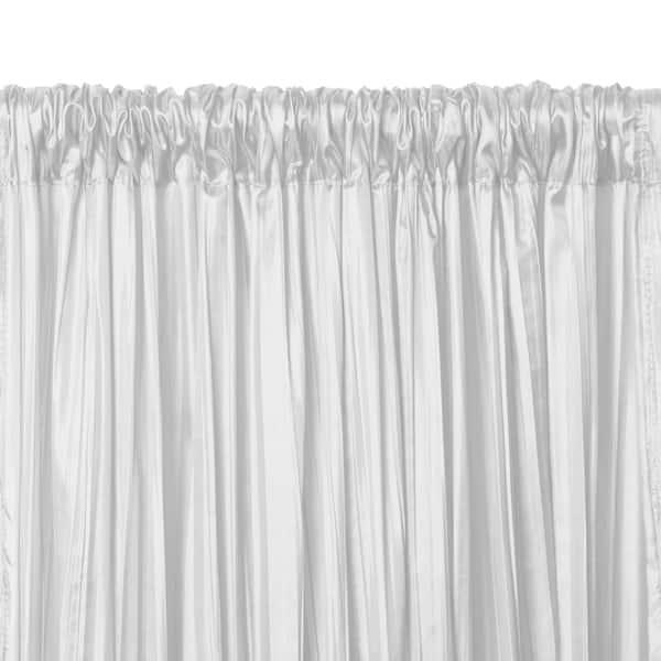 Elrene Athena Rod Pocket Curtain Panel Set Of 3 On