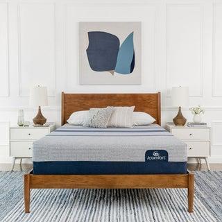 Serta iComfort Blue Max 5000 13-inch King-size Adjustable Mattress Set