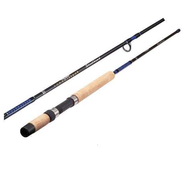 Okuma Connoisseur Medium Light Action 9' Salmon and Steelhead Spin Rod (Set of 2)
