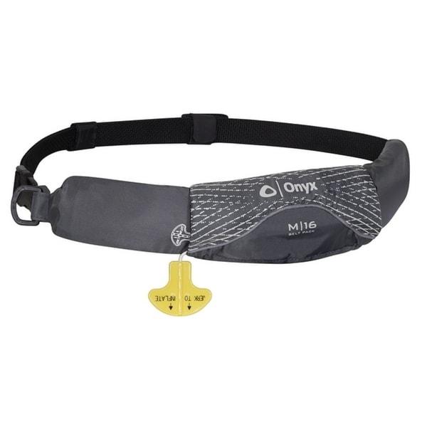 Onyx M-16 Manual Adult Inflatable Belt Pack
