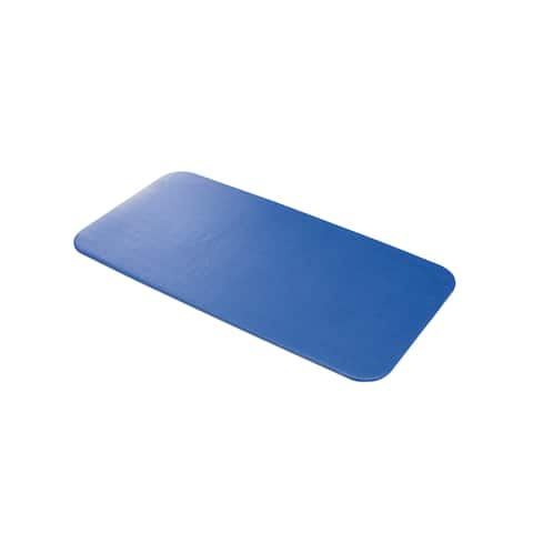 """Airex® Exercise Mat - Fitness 120 - Blue (48"""" x 23"""" x 0.6"""")"""