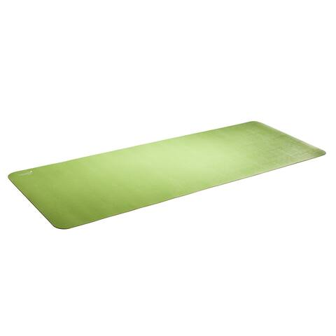 """Airex® Exercise Mat - Calyana Double Sided Prime - Green/Brown (73"""" x 26"""" x 0.17"""")"""