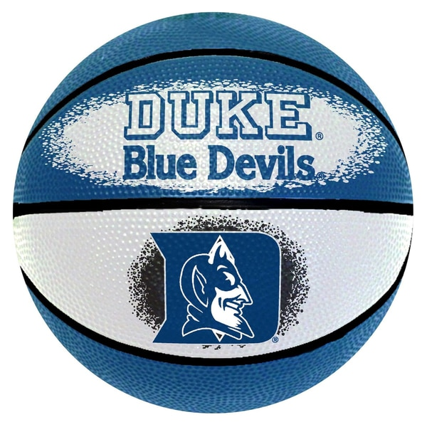 Duke University Blue Devils NCAA 7 Inch Mini Basketball - Duke University Blue Devils