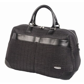 OUUL Ribbed Weekender Duffel Bag (4 options available)
