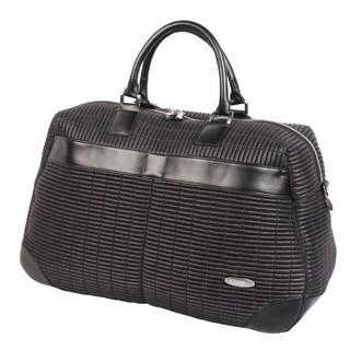 OUUL Ribbed Weekender Duffel Bag