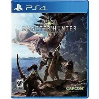 Sony Monster Hunter: World (Playstation 4)