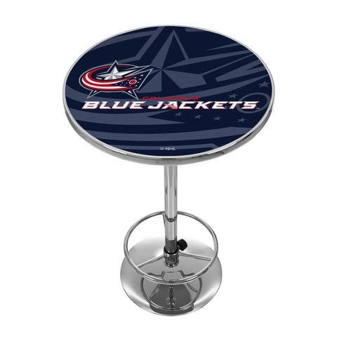 NHL Chrome Pub Table - Watermark