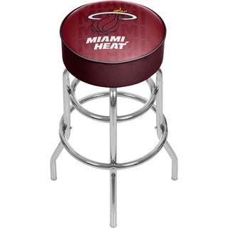 "NBA Padded Swivel Bar Stool - City - 31""H"