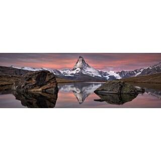 'Matterhorn' Wall Mural