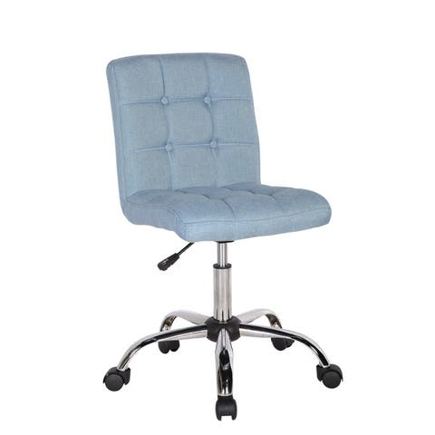 Porthos Home Button-Tufted Alice Office Chair