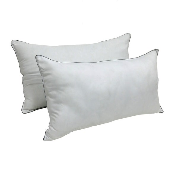 Dream Deluxe Medium Density Standard-size Bed Pillow (Set of 2)