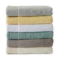Home Fashion Designs Lavante Collection 6-piece Luxury Hotel Zero Twist Cotton Towel Set