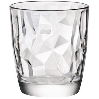 Bormioli Rocco Diamond Double Old-fashioned Glass (Set of 6)