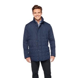 Marc New York Big and Tall Polyfill Quilted Field Jacket