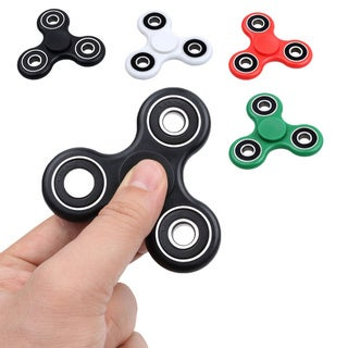 Fidget Spinner Hand Toy Relieves Stress and Anxiety (Option: White)