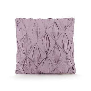 Modern Heirloom Purple 18-inch Decorative Throw Pillow