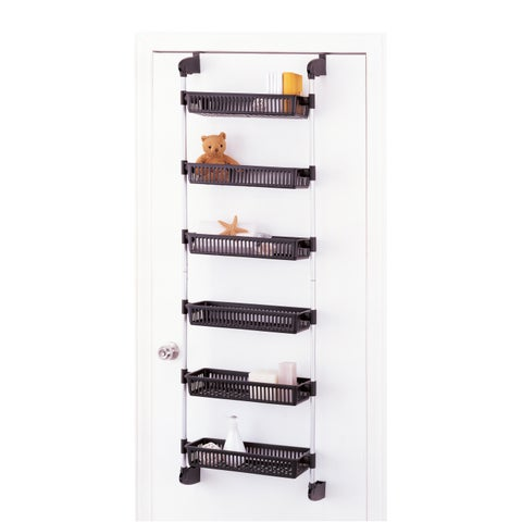 Overdoor 6-basket Unit