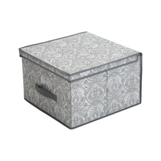 Laura Ashley Almeida Plastic Jumbo Storage Box