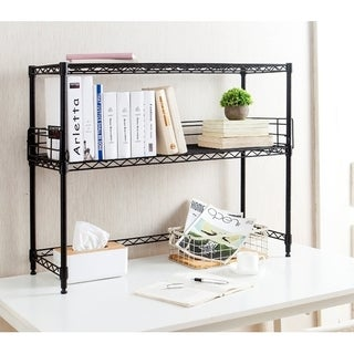Suprima Desktop Carbon Steel Bookshelf