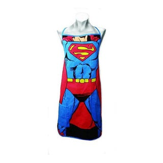 Koehler Home Decor Superman Cook's Apron with Pocket