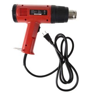 Dual Temperature Heat Gun , 1500 Watt, 120V Heating Gun Tool By Stalwart