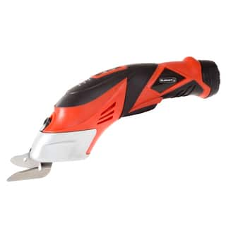 Cordless Power Scissors With Two Blades - 3.6V NiCad Lithium Ion Rechargeable Battery By Stalwart|https://ak1.ostkcdn.com/images/products/16403732/P22752752.jpg?impolicy=medium