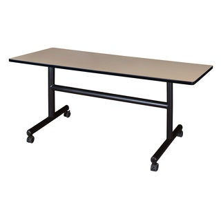 """Kobe 60"""" x 30"""" Flip Top Mobile Training Table (More options available)"""