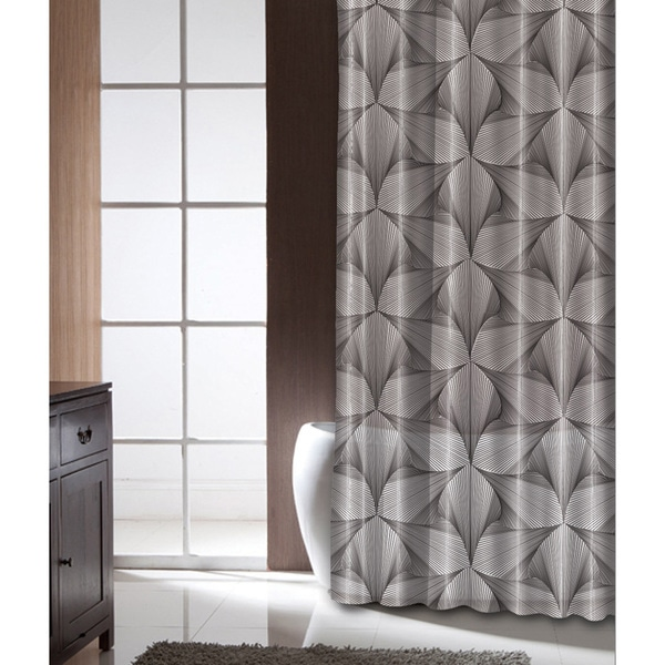 Famous Home Kimono Shower Curtain