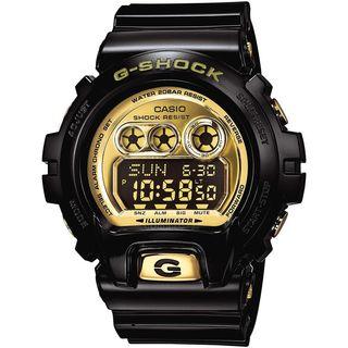 Casio Men's GDX6900FB-1 'G-Shock' Digital Black Resin Watch