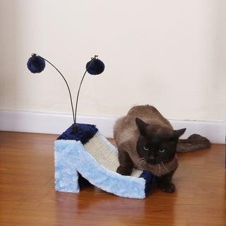 PetPals Loubouiton Cat Scratching Toy