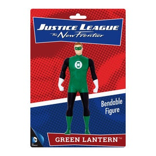 "DC Comics Green Lantern New Frontier 5.5"" Bendable Figure"