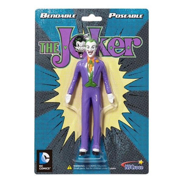 "DC Comics The Joker Classic 5.5"" Bendable Figure"