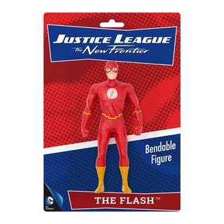 "DC Comics The Flash New Frontier 5.5"" Bendable Figure"