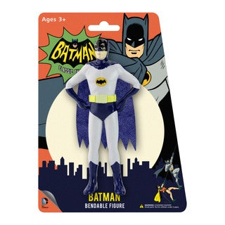 DC Comics Batman 1966 Bendable Figure