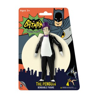 DC Comics The Penguin 1966 Bendable Figure