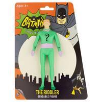 DC Comics The Riddler 1966 Bendable Figure