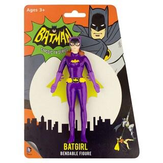 DC Comics Batgirl 1966 Bendable Figure