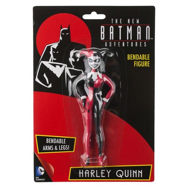 "DC Comics Harley Quinn The New Batman Adventures 5"" Bendable Figure"