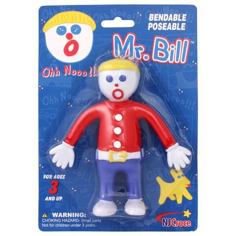 "Mr. Bill 5"" Bendable Figure"